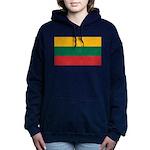 Lithuania.jpg Hooded Sweatshirt