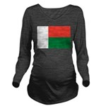 Madagascar.jpg Long Sleeve Maternity T-Shirt