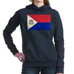 Sint Maarten.jpg Hooded Sweatshirt