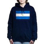 Nicaragua.jpg Hooded Sweatshirt