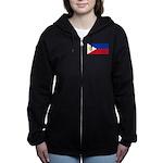 Philippines.jpg Zip Hoodie