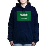 Saudi Arabia.jpg Hooded Sweatshirt