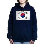 South Korea.jpg Hooded Sweatshirt