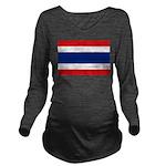 Thailand.jpg Long Sleeve Maternity T-Shirt