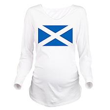 Scotland.jpg Long Sleeve Maternity T-Shirt