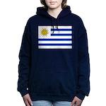 Uruguay.jpg Hooded Sweatshirt