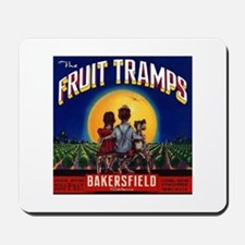 The Fruit Tramps Mousepad