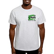 Peace Love Cure 1 TBI T-Shirt