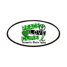 Peace Love Cure 1 TBI Patches