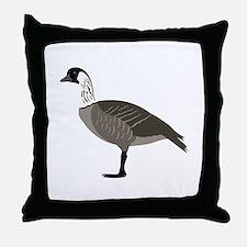 Nene Goose Throw Pillow