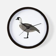 Nene Goose Wall Clock