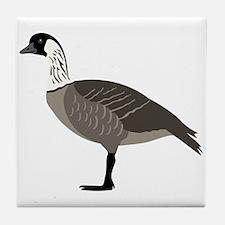 Nene Goose Tile Coaster