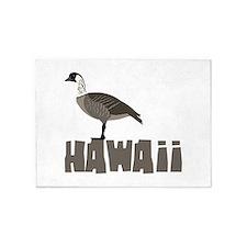 HAWAII 5'x7'Area Rug