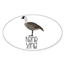 Nene Xing Decal