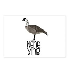 Nene Xing Postcards (Package of 8)