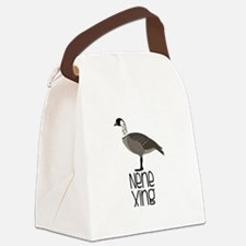Nene Xing Canvas Lunch Bag