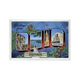 Travel usa vintage Magnets