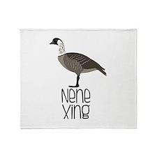 Nene Xing Throw Blanket