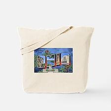 Ohio Greetings Tote Bag