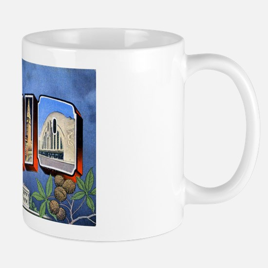 Ohio Greetings Mug