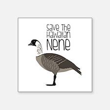 Save the Hawaiian NENE Sticker
