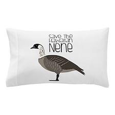 Save the Hawaiian NENE Pillow Case