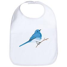 Mountain Bluebird Bib