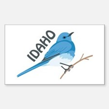 IDAHO Decal