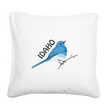 IDAHO Square Canvas Pillow