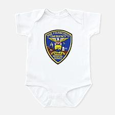 San Francisco EMS Infant Bodysuit