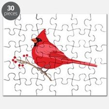 Northern Cardinal Puzzle