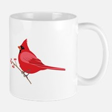 Northern Cardinal Mugs