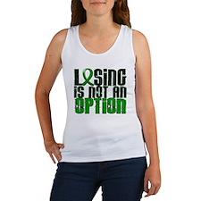 Losing Is Not An Option TBI Women's Tank Top