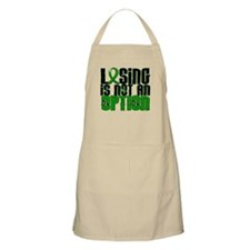 Losing Is Not An Option TBI Apron