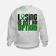 Losing Is Not An Option TBI Sweatshirt