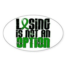 Losing Is Not An Option TBI Decal