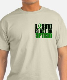 Losing Is Not An Option TBI T-Shirt