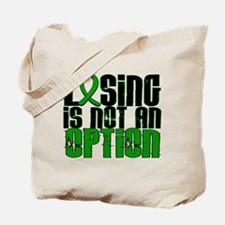 Losing Is Not An Option TBI Tote Bag