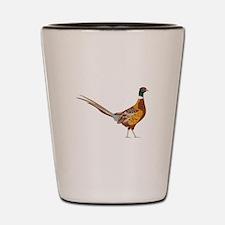 Ring-Necked Pheasant Shot Glass