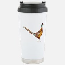 Ring-Necked Pheasant Travel Mug