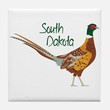 South Dakota Tile Coaster