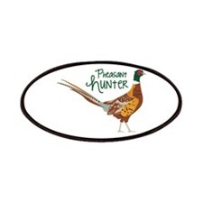 PheasaNt huNteR Patches