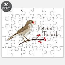Hermit Thrush Puzzle