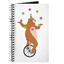 Juggling Bear Journal