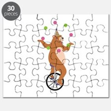 Juggling Bear Puzzle
