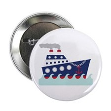 "Giant Ship 2.25"" Button"