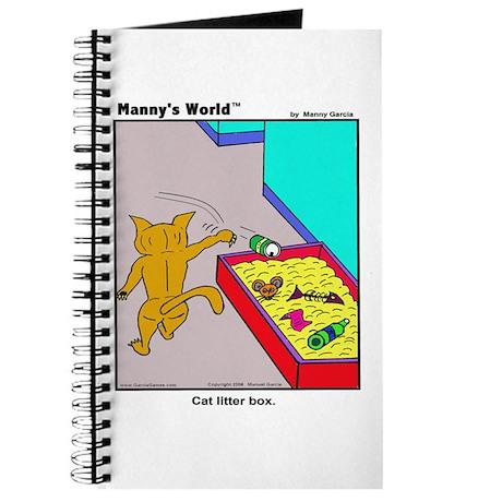 CAT LITTER BOX Journal