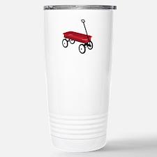 Red Wagon Travel Mug