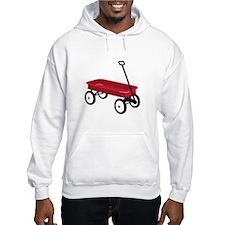 Red Wagon Hoodie