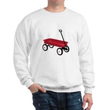 Red Wagon Sweatshirt
